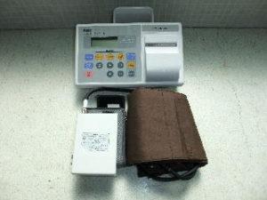 携帯型自動血圧計